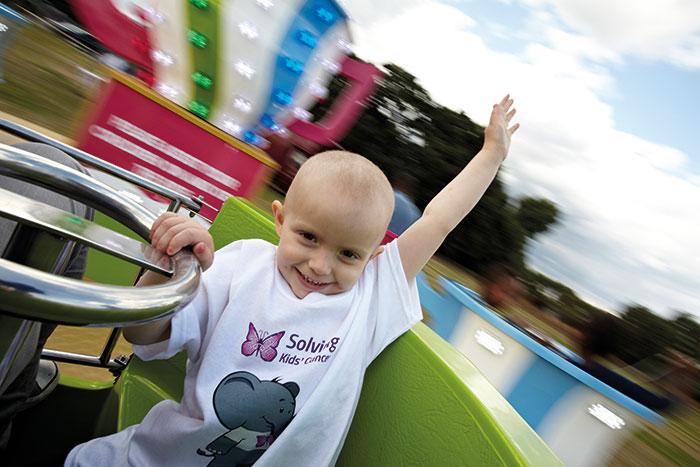 Solving Kid's Cancer
