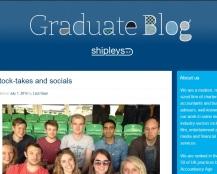 Visit our Graduate Blog